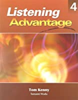 Listening Advantage Book 4 : Text (80 pp) with Audio CD