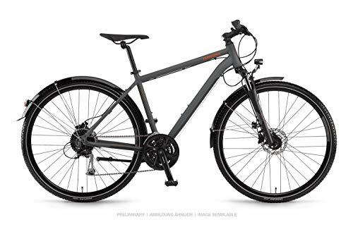 Winora Vatoa 27Disc Trekking Bike 2019 (56cm, Mysterypearl matt Herren)