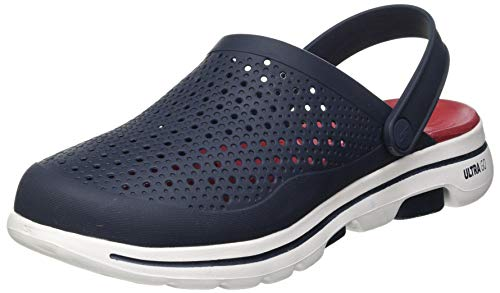 Skechers Herren Go Walk 5 Astonished Hausschuh, Marine, 46 EU