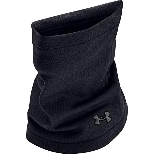 Under Armour Unisex-Adult Storm Gaiter Hoodie , Black (001)/Pitch Gray , Black (001)/Pitch Gray