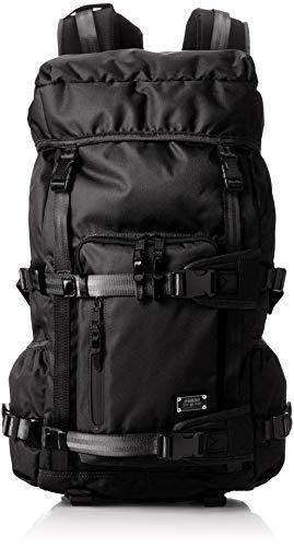 [アッソブ] バックパック 061400 CORDURA DOBBY 305D ブラック