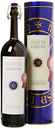 Grappa Poli Sassicaia , 500 ml