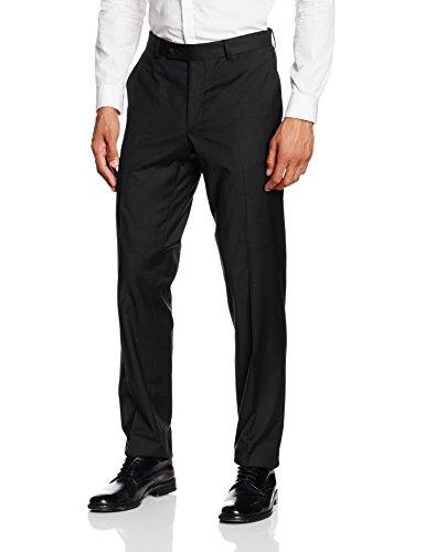 Daniel Hechter Herren Trouser NOS Trend Anzughose, Schwarz (Black 990), 54