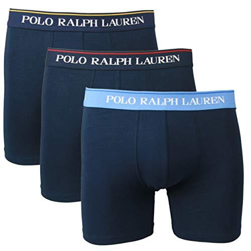 Polo Ralph Lauren Boxer Briefs 3er L Navy (010)