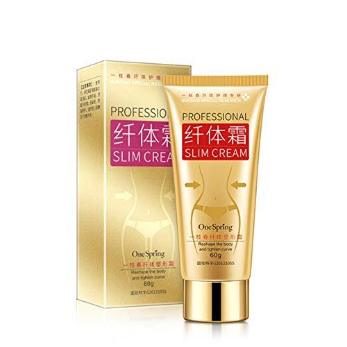Bulary Slim Massage Crème Anti-Cellulite Corps entier Graisse Minceur Crème Minceur Gel Perte de Poids Muscle Relaxation Massage Mince Extrême Rafferm