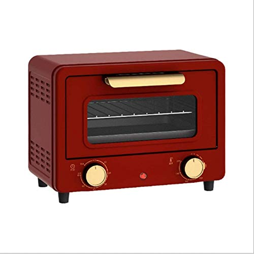 Mini horno con puerta de vidrio a prueba de explosiones, horno de...