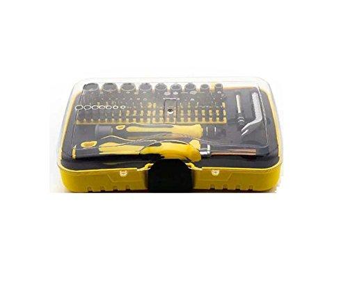 Computer Home Disassembly Tools, chroom-vanadium-stalen schroevendraaierset, steeksleutelset tools, multifunctioneel pak