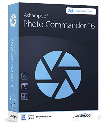 Photo Commander 16 - Photo Editing & Graphic Design Software for Windows...