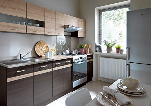 Fiwodo.de - Dein Möbelwerk im Internet -  Küche 240cm von