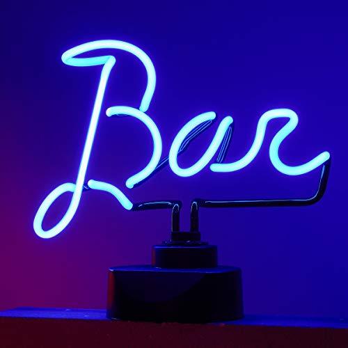 Butlers BAR Neon-Leuchte Bar leuchtende Deko-Lampe BAR