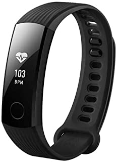 Huawei Honor Band 3 Smart Wristband Bracelet Fitness Tracker Waterproof for Swimming for iOS Android Black