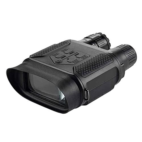 zoohuoguo, Binoculares de visión Nocturna Binoculares Digitales Visión Nocturna por Infrarrojos Zoom Gafas de visión Nocturna de Alta definición