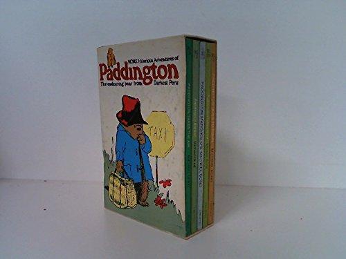 More Hilarious Adventures of Paddington