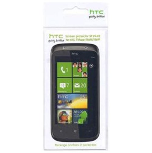 HTC SP P440 Displayschutzfolie for HTC Mozart (2 Stück) Blister