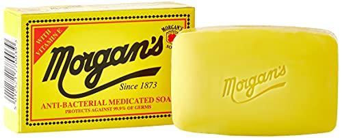 MORGAN S ANTI-BACTERIAL MEDICATED SOAP 80GR
