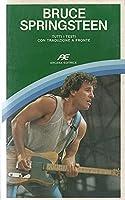 Bruce Springsteen : tutti i testi con traduzione a fronte 8885008372 Book Cover