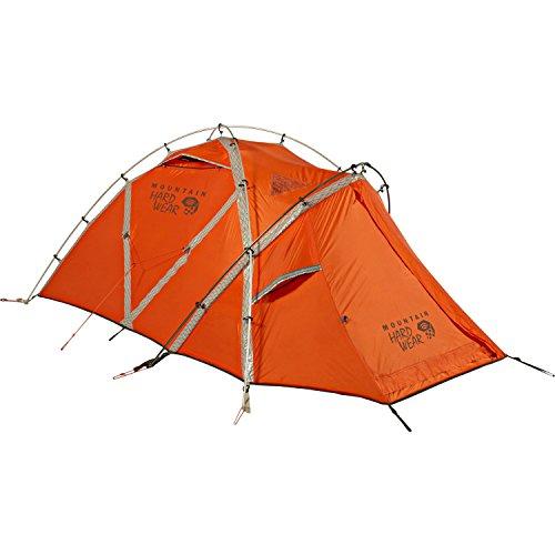 Mountain Hardwear EV 2 Person Mountaineering Tent - State Orange