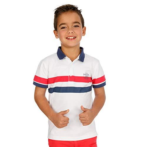 Top Cacorale poloshirt voor kinderen
