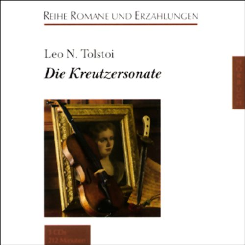 Die Kreutzersonate audiobook cover art