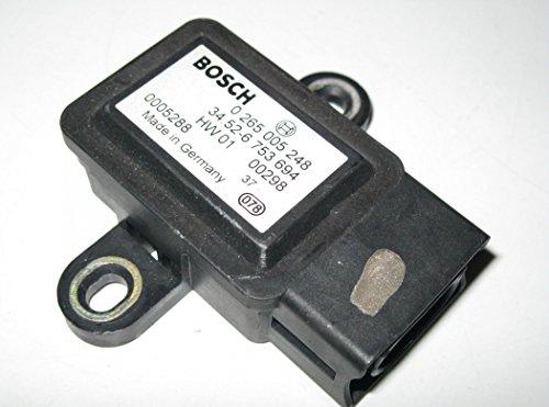 BMW E46 E53 E39 E38 E2 DSC Sensor Accelerometer 6753694 34526753694