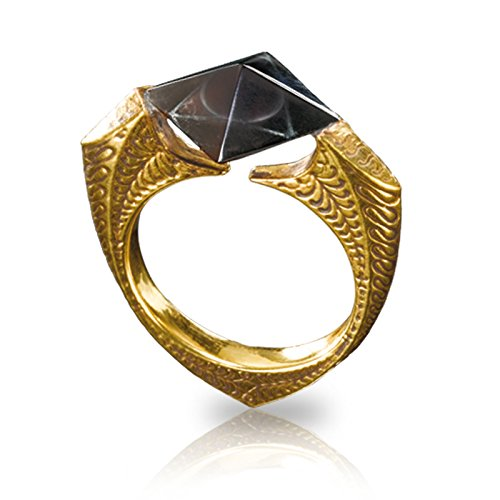 Noble Collection Noble NOBNN8177 - Harry Potter - The Horcrux (Anello TG. 10)