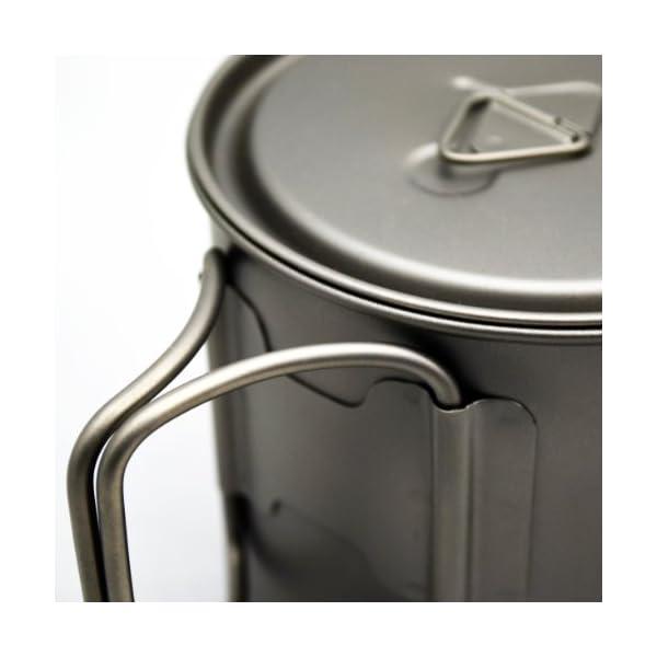 Toaks Ultralight Titanium Pot