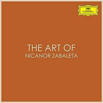 The Art of Nicanor Zabaleta