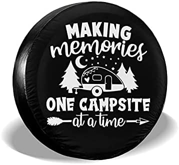 Selling and selling Tire Cover Making Memories Tulsa Mall Camping Portabl Cars Spare