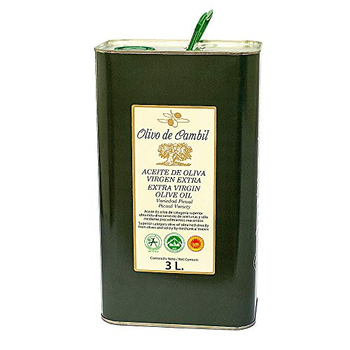 Olivo de Cambil Aceite de Oliva Virgen Extra 3000 ml