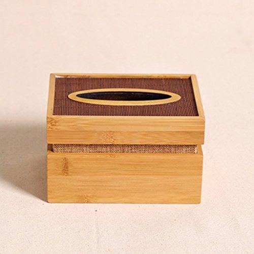 Gewebekasten Pumpfach Home Tissue Box Woody Pumping Kartons Moderne Roll Papier Couchtisch Ziehen Sie die Handtuch Box Papierbehälter (Farbe : B, größe : 160 * 120 * 100cm)