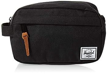 Herschel Chapter Toiletry Kit Black Carry-On 3L