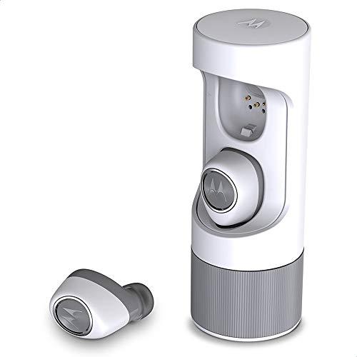 Fone de Ouvido Bluetooth motorola VerveOnes Music Edition - Cinza e Branco, motorola, Acessórios para Smartwatch, Cinza/Branco, Único, SH010
