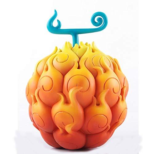 Lufei Ace, Teufelsfrucht, Gummifrucht, brennende Frucht (brennende Frucht)