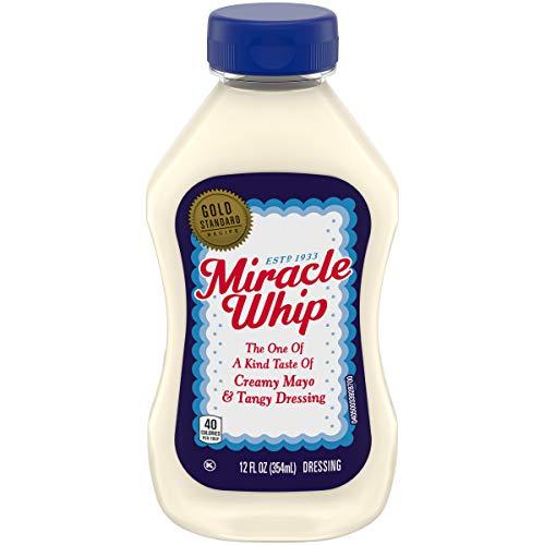 Miracle Whip Original Dressing (12 oz Bottle)