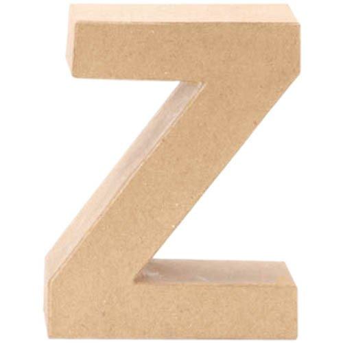 Creative Lettre en Carton Z, 17, 5x5, 5cm [Jouet]