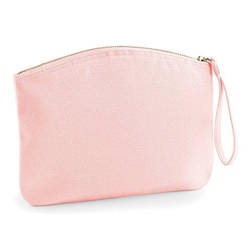 Westford Mill EarthAware kleine Handtasche Öko (2 Stück/Packung) (S) (Pastel Rosa)