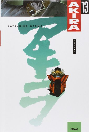 Akira (couleur) - Tome 13: Feux