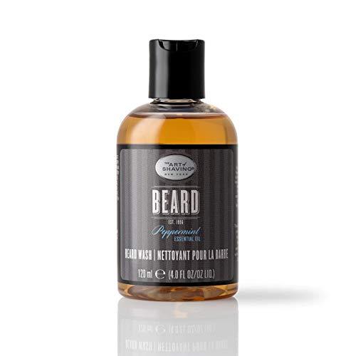 The Art Of Shaving Beard Wash - Peppermint Essential Oil 120ml