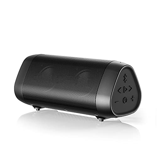 Bluetooth Speaker, Portable Wireless Speaker with 25Hrs Playtime, Rich Bass...