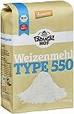 Bauckhof Bio Bauck Weizenmehl Type 550 (2 x 1000 gr)
