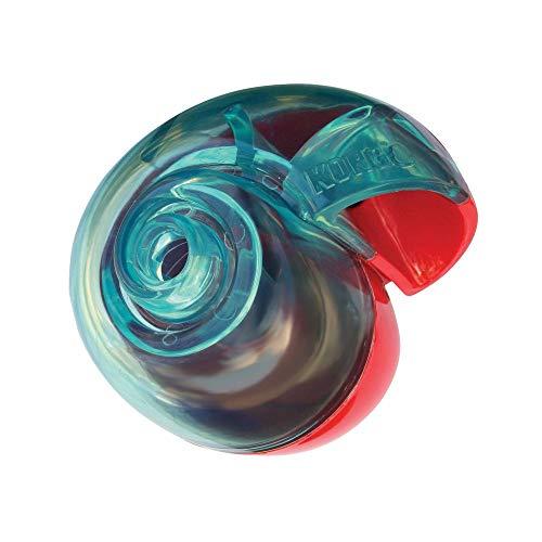 KONG - Reward Shell - Ultra Durable Interactive Treat Dispensing Dog Toy -...