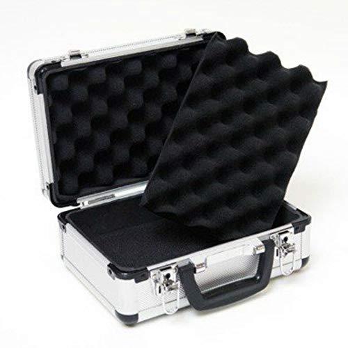 TronicXL Premium - Valigetta piccola per piccoli dispositivi laser di livellamento, compatibile con Einhell Bosch Dewalt Makita Flex Leica Stanley Meterk Tacklife Huepar Firecore Skil Leica, imbottita