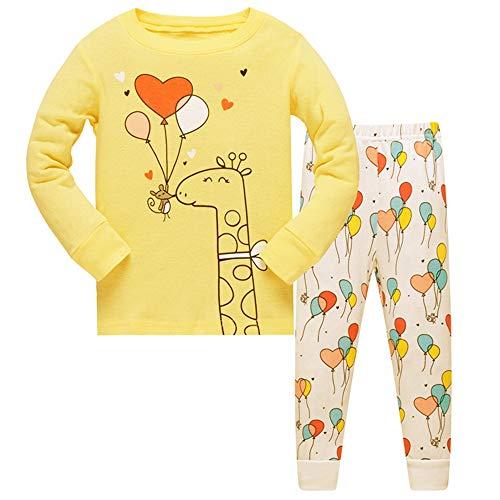 Pijama niñas Invierno-Pijama niñas-Pijamas Jirafa