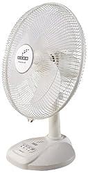 Usha Maxx Air 400mm 55-Watt Table Fan (White),Usha international Ltd,Maxx Air