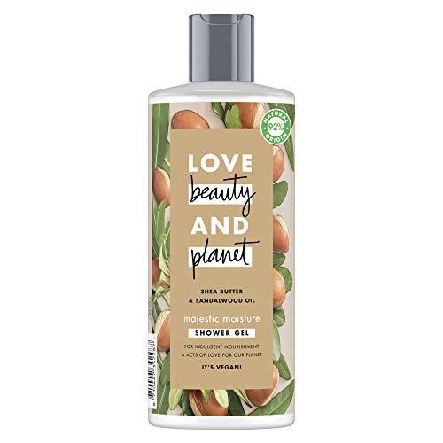 Love Beauty And Planet Majestic Moisture Gel douche pour homme et femme