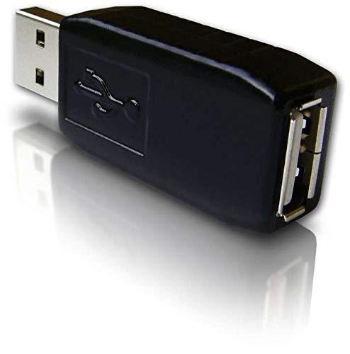 Keylogger USB/Tastaturspeicher zur PC-Überwachung (KeyGrabber USB 16MB) für Mac, Linux, Windows