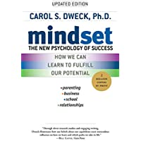 Mindset: The New Psychology of Success Reprint, Updated Edition, Kindle Edition by Carol S. Dweck