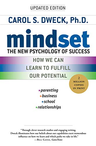 Compare Textbook Prices for Mindset: The New Psychology of Success Reprint, Updated Edition ISBN 9780345472328 by Dweck, Carol S.