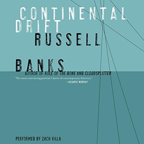 Continental Drift audiobook cover art