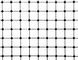 Melody Jane Puppenhaus Schwarz & Weiß Fliesen Effekt Papier Miniatur 1:12 Maßstab Bodenbelag